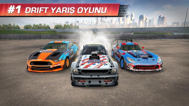CarX Drift Racing v1.15.1 Hileli Mod