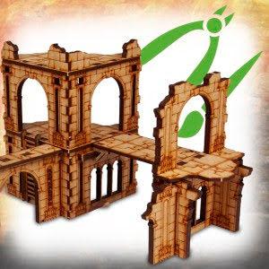 WIP Wednesday – It's In Ruins from TTCombat
