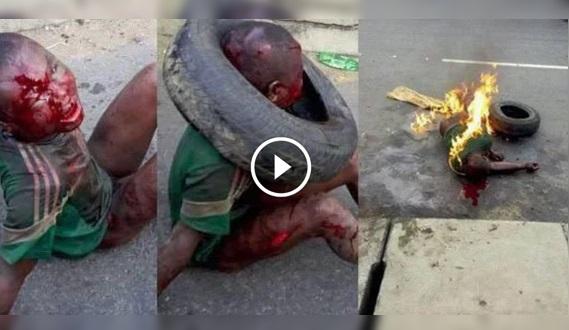 VIDEO: PALING NGERI ! Budak 7 Tahun Dibakar Hidup² Hanya Kerana Kesalah Yg Tak Masuk Akal !