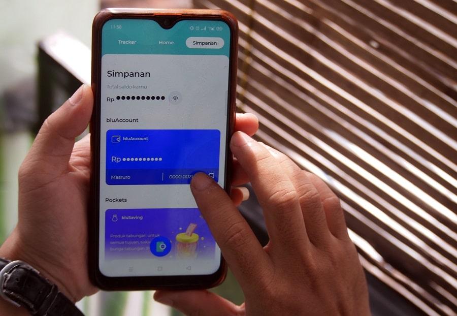 review jujur aplikasi blu by BCA Digital