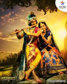 radha krishna serial music mp3 song download