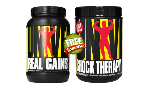 FREE Universal Workout Supplement Sample, FREE Sample of Universal Workout Supplement, Universal Workout Supplement FREE Sample, FREE Universal Supplement Sample, FREE Sample of Universal Supplement, Universal Supplement FREE Sample, Universal Supplement, FREE Universal Shock Therapy Sample, FREE Sample of Universal Shock Therapy, Universal Shock Therapy FREE Sample, Universal Shock Therapy, FREE Universal Real Gains Sample, FREE Sample of Universal Real Gains, Universal Real Gains FREE Sample, Universal Real Gains
