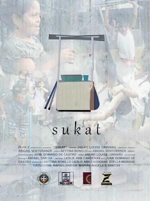 """Sukat (Measure),"" directed by Jae-re Louise Liwanag of Colegio de San Juan De Letran Manila,"