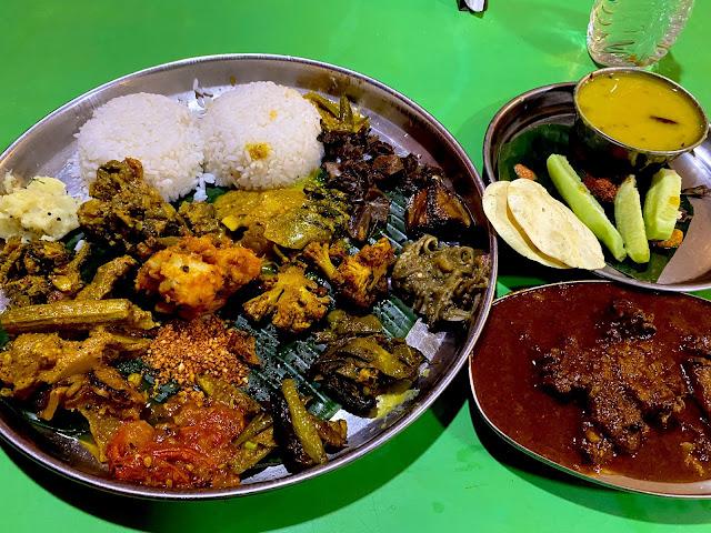 Delicious Mutton at Odiani Hotel, Panikoili near NH16