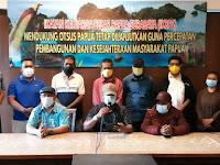 Ikatan Keluarga Besar Papua Surabaya Dukung Otsus Papua Jilid II Berlanjut
