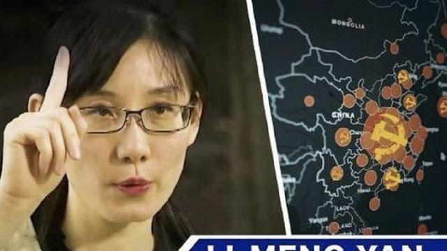 Tepati Janji, Li Meng Yan Rilis Bukti Covid-19 Dibuat di Lab Militer Komunis China