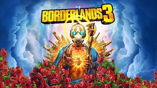 تحميل لعبة Borderlands 3 تورنت وبأقل حجم (28.2gb)