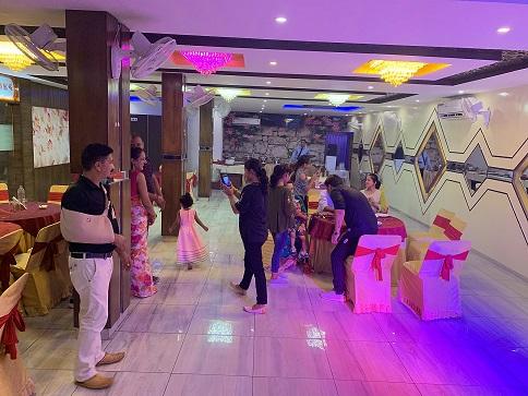 Mix Hotel Banquet Hall