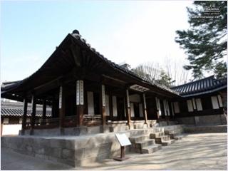 พระราชวังอุนเฮียนกุง (Unhyeongung Palace)