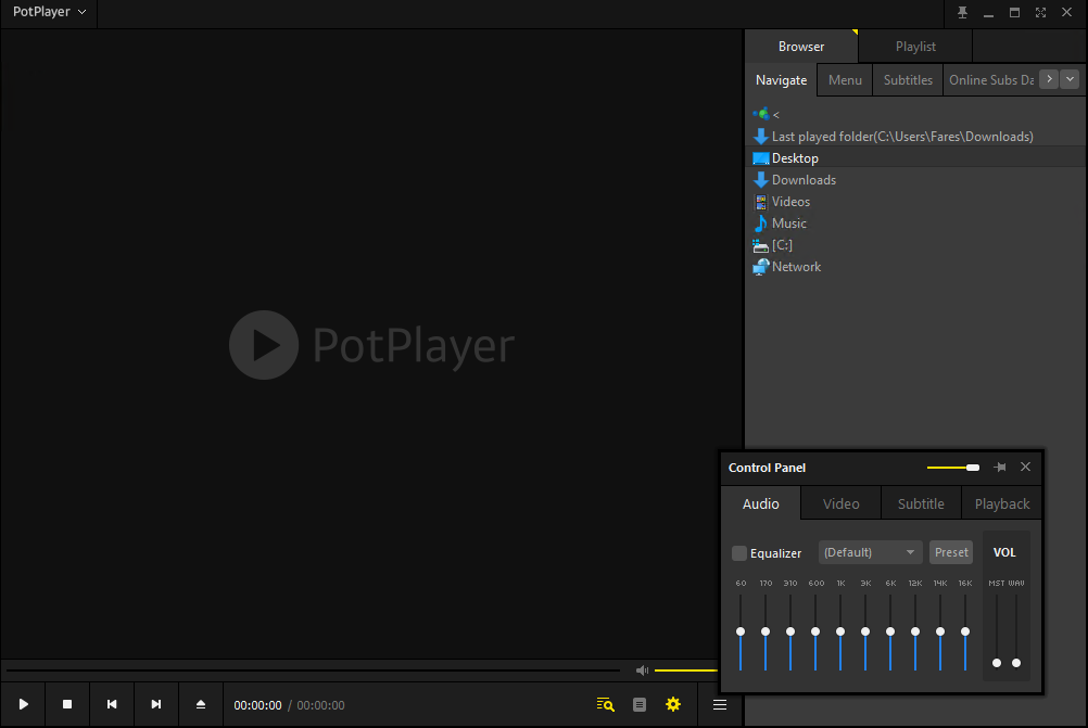 PotPlayer 1.7.21212