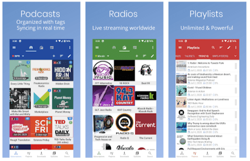 Podcast Republic Premium Apk