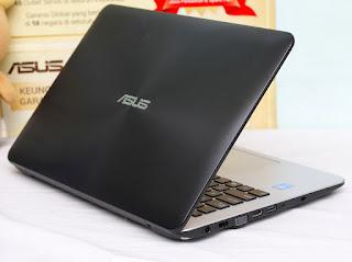 Jual Laptop Bekas Asus X455LA Core i5