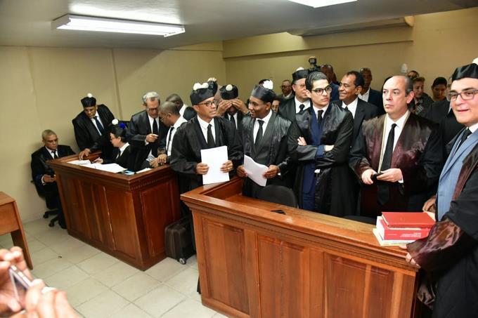 Varios partidos recusan pleno del Tribunal Superior Administrativo por recibir recurso del PRD contra el PRSC