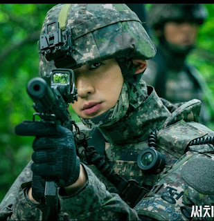 Profil Yoon Park Pemeran Kapten Song Min Kyu Drama Search