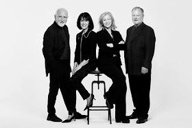The Brodsky Quartet (photo Sarah Cresswell)