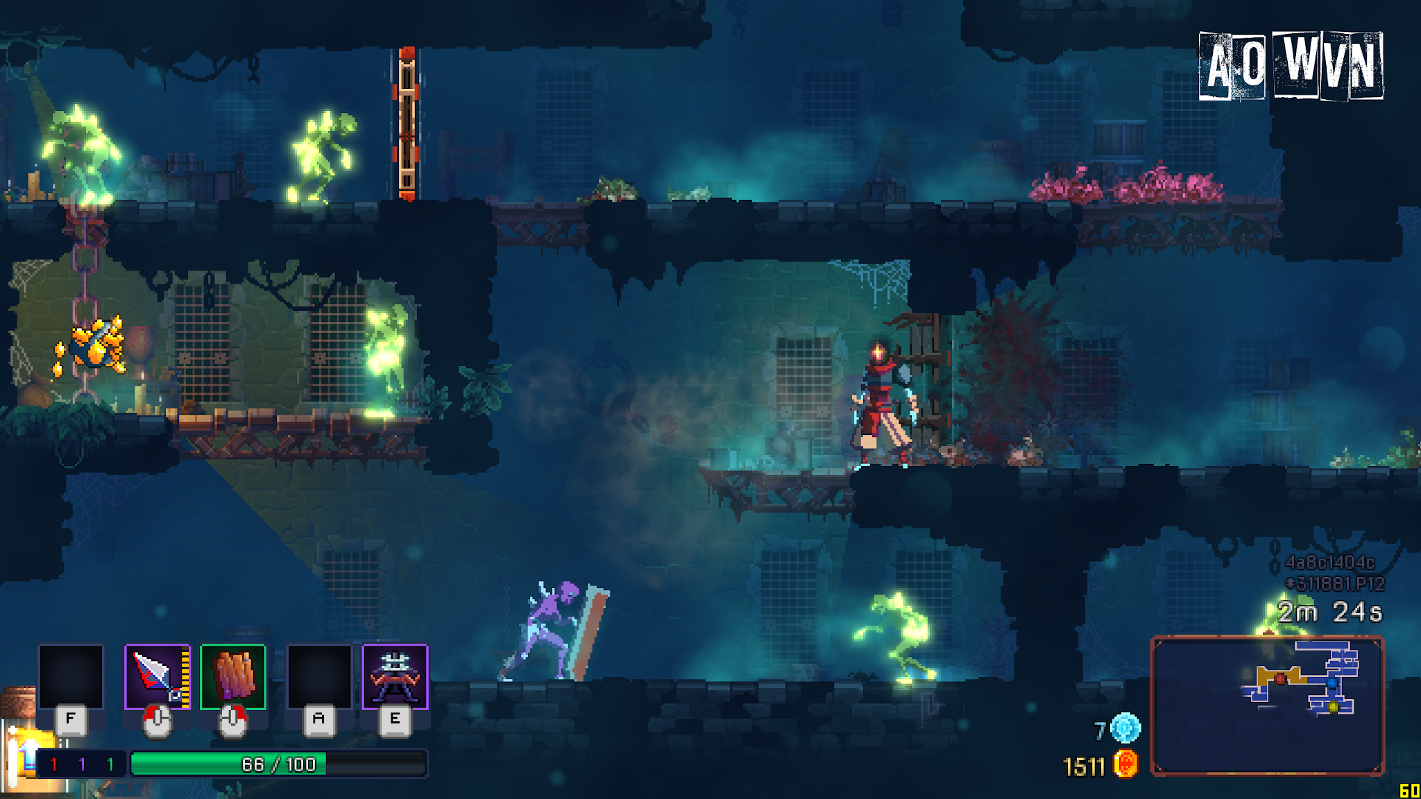 916104 dead cells windows screenshot you can tackle the enemies one - [ HOT ] Game Dead Cells | PC - Khi cái chết không phải sự kết thúc