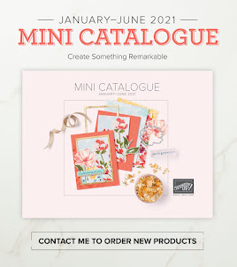 Stampin' Up! January-June 2020 Mini Catalogue