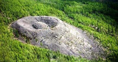 Ο κρατήρας Patomskiy