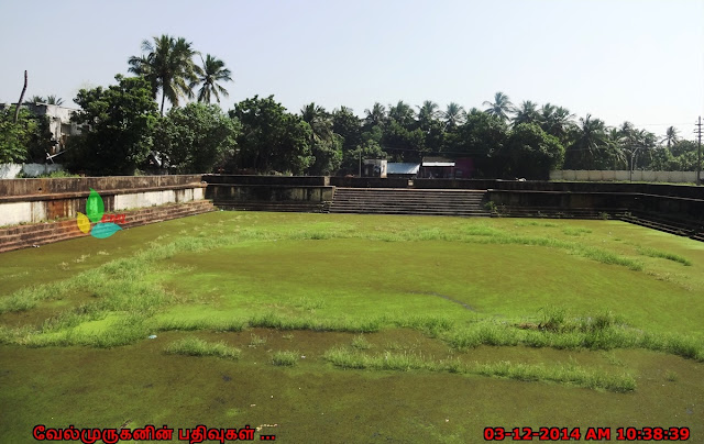 Tiruppallavaneecharam Temple Tank