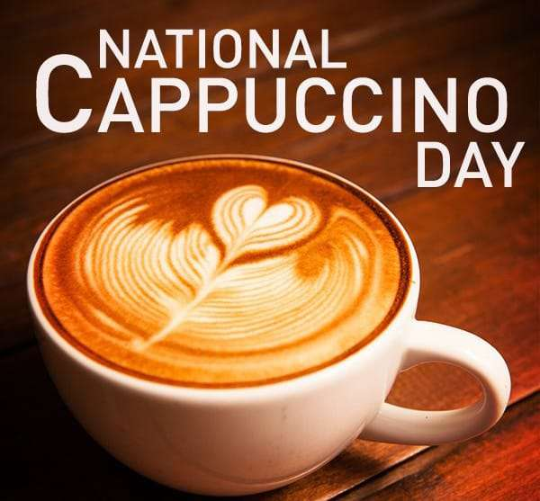 National Cappuccino Day Wishes Lovely Pics