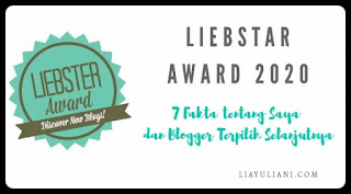 Liebstar Award 2020