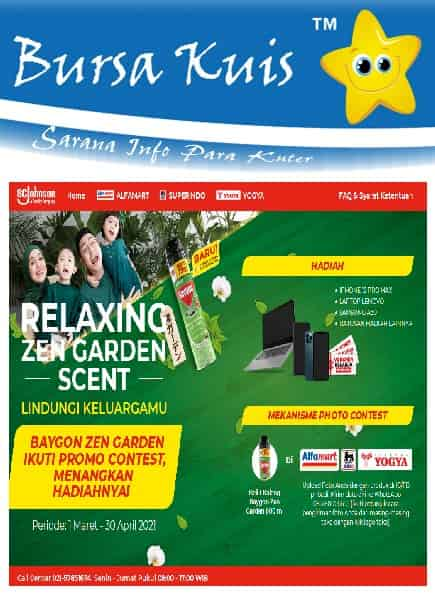 Kuis Online Promo Baygon Berhadiah Iphone 12 Pro Max