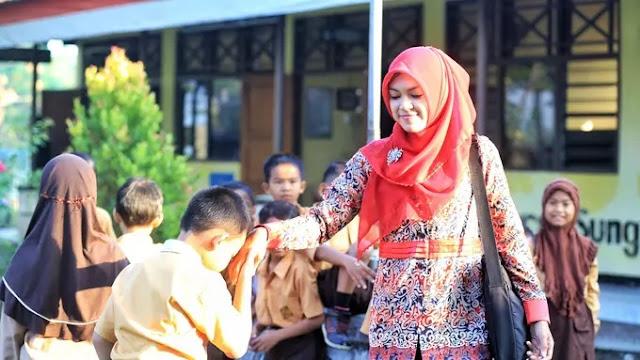 New Normal Berlaku Bagi Guru dan Siswa Saat Sekolah Kembali di Buka Juli