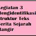 Kegiatan 3 Mengidentifikasi Struktur Teks Cerita Sejarah Mangir - Pramoedya Ananta Toer