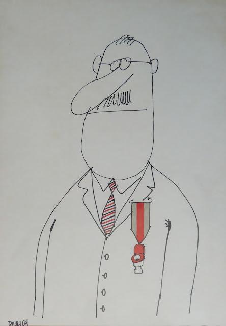 Jaume Perich ilustración España dibujo Gaudifond Arte