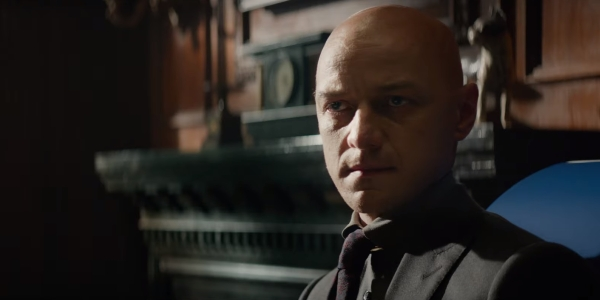 Image of James McAvoy as Professor Charles Xavier in Dark Phoenix movie