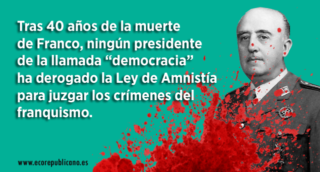 Genocidio franquista