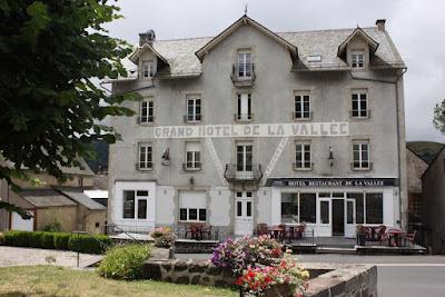 Grand Hôtel de la Vallée à Cheylade