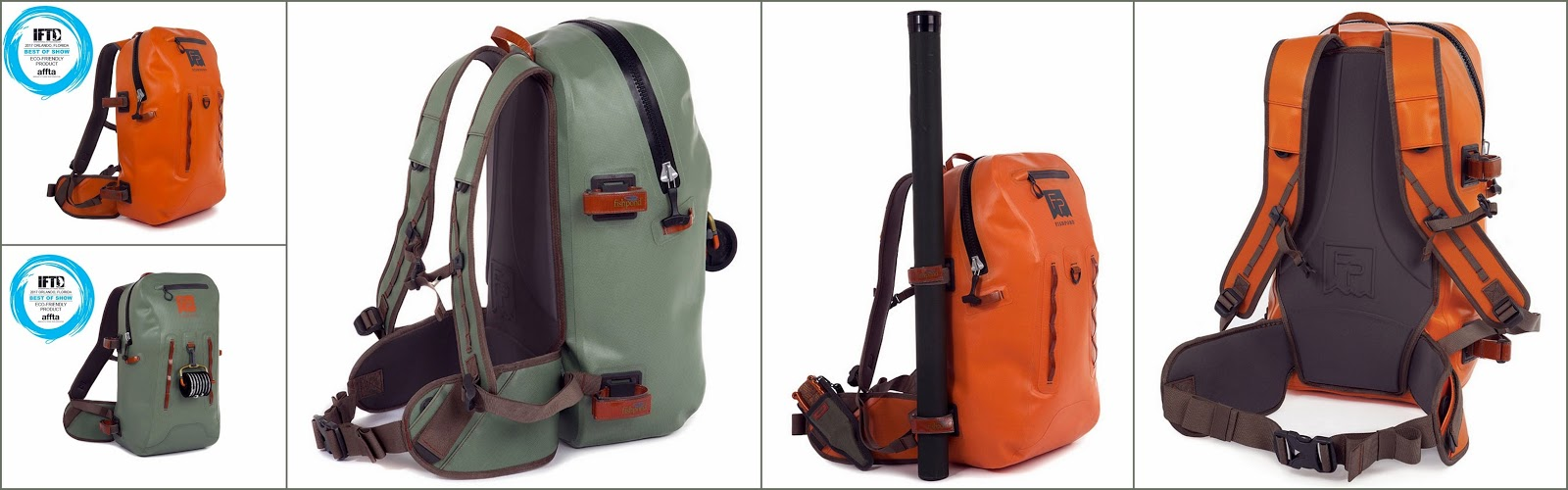 50f4110a3a7 I consider a waterproof backpack to be an essential item in my fly fishing  paraphernalia. Whether be all day excursions