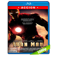 Iron Man (2008) HD BDREMUX 1080p Latino