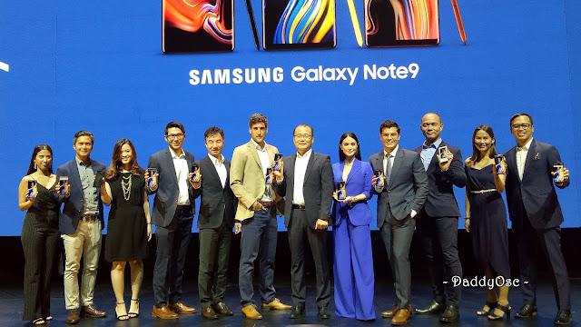 Samsung Galaxy Note 9 Ambassador