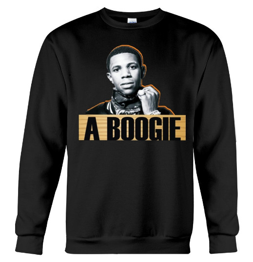 a boogie wit da hoodie concert T Shirts Hoodie Sweatshirt Sweater Tank Tops.