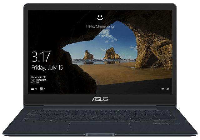 laptop zenbook dari asus model ultrabook ux331ual