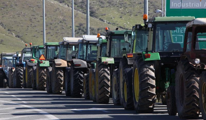 Το ΚΚΕ στο πλάι των αγροτοσυνδικαλιστών για την εις βάρος τους καταδικαστική απόφαση