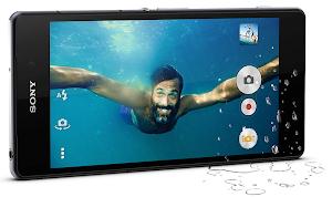 20 Megapiksellik 4K video çekebilen Xperia Z2