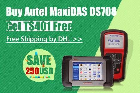 Autel Maxidas Ds708 Setup Update: June 2016