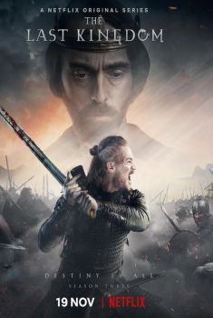 The Last Kingdom 3ª Temporada Torrent – WEB-DL 720p Dual Áudio