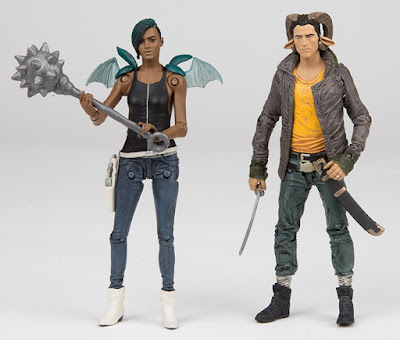 San Diego Comic-Con 2016 Exclusive Saga Action Figure 2 Pack by Skybound x McFarlane Toys