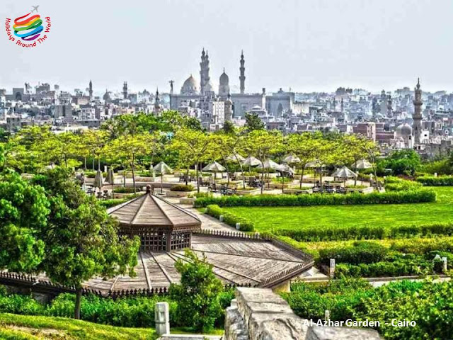 Al Azhar Park - Cairo