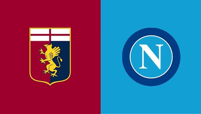 مشاهدة مباراة نابولى و جنوى بث مباشر الدوري الإيطالي الدرجة A الأحد 29-أغسطس-2021