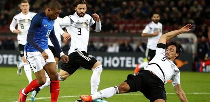 Cuplikan Skor Pertandingan Jerman vs Prancis: Skor 0-0