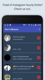 Non Followers For Instagram v3.0.1 Mod Apk