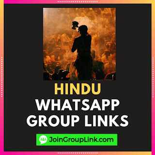 Hindu WhatsApp Group Links