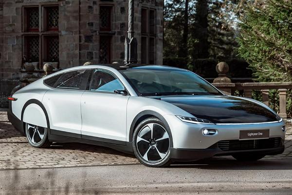 Lightyear One, Mobil Listrik Tenaga Surya Pertama di Dunia