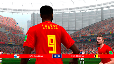 PES 6 Selector FIFA World Cup 2018 Russia