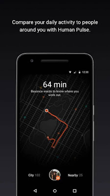 Human – Activity Tracker